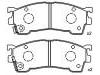 Pastillas de freno Brake Pad Set:G5Y6-33-23Z