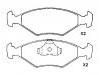 Pastillas de freno Brake Pad Set:5 894 112