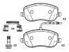 Pastillas de freno Brake Pad Set:4252.20
